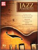 Jazz Favorites For Easy Guitar