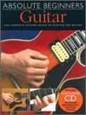 Absolute Beginners Guitar (Bk/Cd)