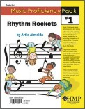 Music Proficiency Pack #1 Rhythm Rockets