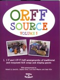 Orff Source Vol 3