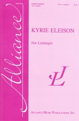Kyrie Eleison Sheet Music by Jim Leininger (SKU: AMP0170) - Stanton's ...