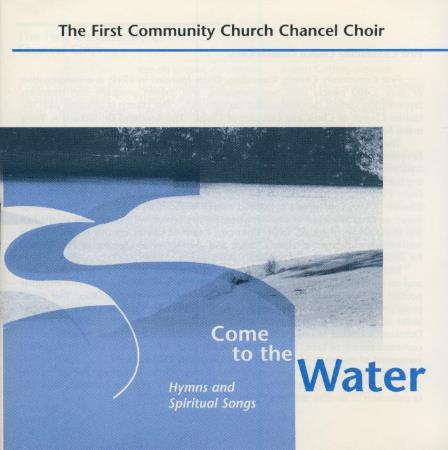 Come To The Water (Cd)