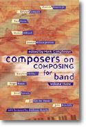 Composers On Composing For Band V3