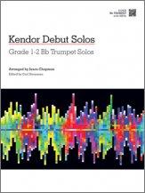 Various - Kendor Debut Solos - Bb Trumpet