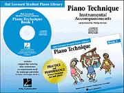 Piano Technique Bk 1 (Cd)