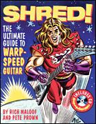 Shred (Bk/Cd)