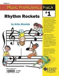 MUSIC PROFICIENCY PACK #1 RHYTHM ROCKETS