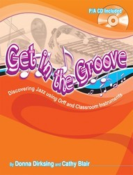 GET IN THE GROOVE (BK/CD)