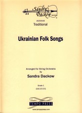 Ukrainian Folk Songs
