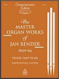 Master Organ Works of Jan Bender Vol 5