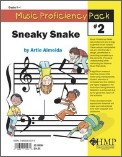 Music Proficiency Pack #2 Sneaky Snake