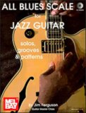 All Blues Scale For Jazz Guitar (Bk/CD