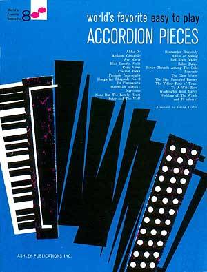 Easy To Play Accordion Pieces