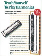 Teach Yourselfe Harmonica Bk/CD/Harmonic
