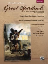 Great Spirituals (Med High)