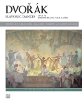 Slavonic Dances Op 72