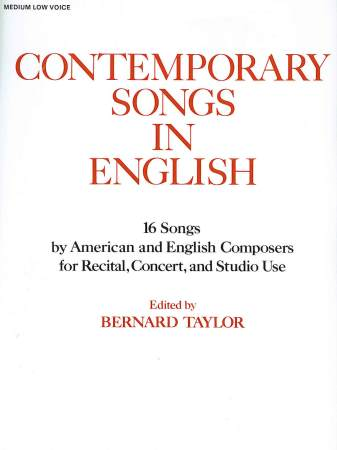 Contemporary Songs In English