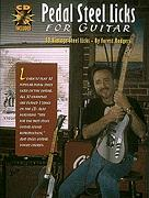 Pedal Steel Licks For Guitar (Bk/Cd)