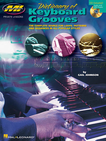 Dictionary of Keyboard Grooves (Bk/Cd)