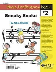 MUSIC PROFICIENCY PACK #2 SNEAKY SNAKE