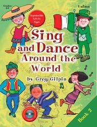 Sing and Dance Around The World Bk 2