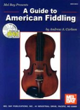 A Guide To American Fiddling (Bk/Cd)