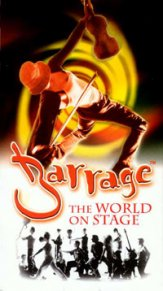 Barrage The World On Stage