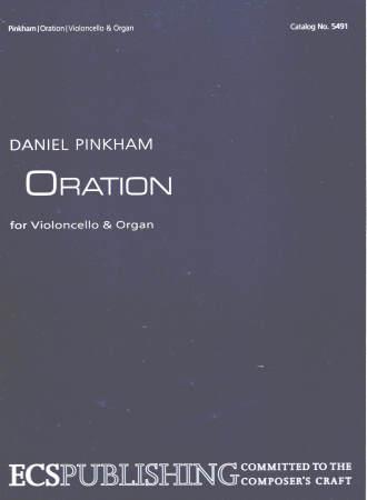 ORATION (W/ORGAN)