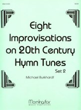 EIGHT IMPROVISATIONS ON 20TH CENTURY