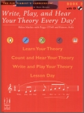Write Play And Hear Your Theory Bk 2