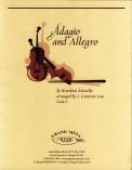 Adagio and Allegro