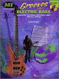 Grooves For Electric Bass W/CD