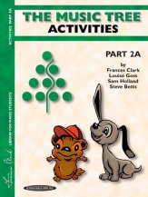 Music Tree Activities 2a (Revised)
