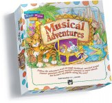 Musical Adventures Gameboard Group Piano
