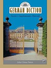 GATEWAY TO GERMAN DICTION (TEACHER SUPPL