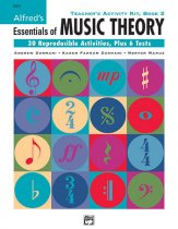 Essentials of Music Theory-Act Kit #2