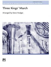 Three Kings' March: 2nd B-flat Clarinet