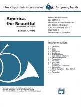 America, the Beautiful: 1st Percussion