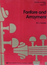 Fanfare and Arrayment-Set B