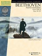 Piano Sonatas Vol 2 #16-32