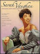 SARAH VAUGHAN ORIGINAL KEYS FOR SINGERS