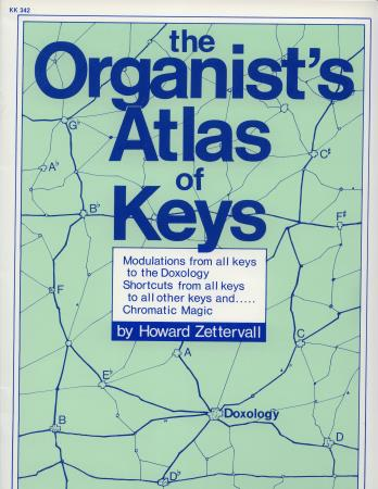 The Organist's Atlas Of Keys