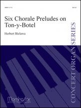 SIX CHORALES ON TONY BOTEL