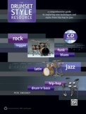 The Drumset Style Resource (Bk/Cd), The