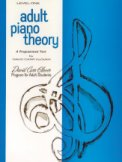 Adult Piano Theory Lev 1