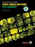 Afro-Cuban Rhythms For Drumset (Bk/Cd)