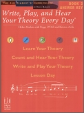 Write Play And Hear Your Theory Bk 2 Ans