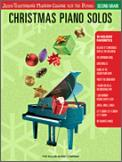 Christmas Piano Solos Second Grade