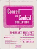 Concert and Contest Coll Tpt/Bar Tc