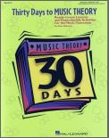 Thirty Days To Music Theory